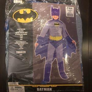 Toddler Batman 4-5T Halloween Costume!